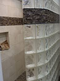 glass block designs for bathrooms bathroom glass block shower design ideas glass block shower