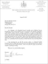 maryland politician u0027s letter denouncing brendon ayanbadejo u0027s