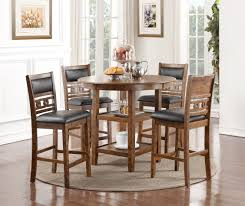 new classic dining room gia five piece pub set