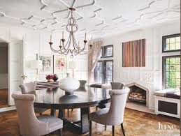 Ironies Chandelier A Chicago Tudor Renovation Is All About Revival Luxe Interiors
