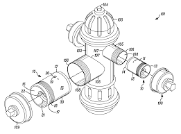 patent us8302623 anti backflow insert for a fire hydrant outlet