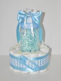 baby bottle centerpieces baby boy baby shower centerpiece chevron cake w big