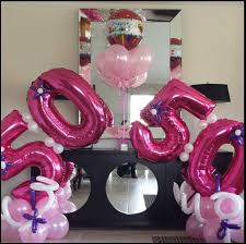 50th birthday balloon bouquets 50th birthday balloon arrangement search bouquets