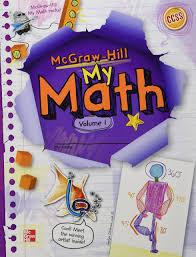 mcgraw hill my math grade 5 student edition volume 1