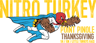 nitro turkey 10k 5k thanksgiving point pinole november 23 2017