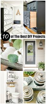 A M Home Decor 10 Of The Best Diy Home Decor And Craft Projects Of 2017