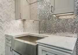 metallic kitchen backsplash kitchen reflective metallic kitchen backsplash tile stainless