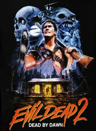 evil dead 2 dead by dawn horror movie horror pinterest