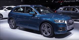 Audi Q5 6 Cylinder Diesel - paris hosts presentation of the audi q5 model year 2017
