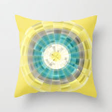Teal Yellow And Grey Bedroom 29 Best Teal And Yellow Decor Images On Pinterest Accent Pillows