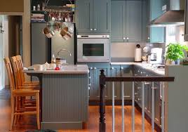 gray walls with stained kitchen cabinets 21 creative grey kitchen cabinet ideas for your kitchen