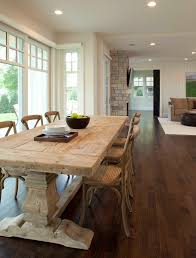 rustic kitchen tables bathroom traditional with frameless shower