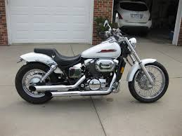 honda shadow spirit vt750dc 2002 honda shadow pinterest