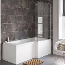 l shaped bath features camilleinteriors com