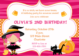 nice birthday invitations birthdays invitation orange cartoon 20