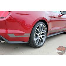 decals for ford mustang ford mustang haste lower rocker panel door stripes vinyl