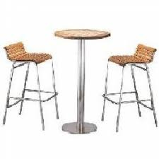 small pub table with stools spacious outdoor bar table stools set furniture for hotel and
