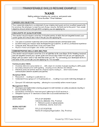 Good Resume Objectives Laborer by Personal Skills For Resume Free Resume Example And Writing Download