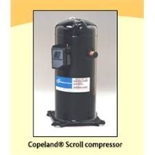 5 ton 208 230 volt 3 phase scroll compressor copeland