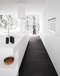 40 beautiful black u0026 white kitchen designs