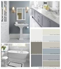 what color compliments gray cabinets choosing bathroom paint colors for walls and cabinets