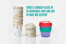 disposable cups news ban disposable coffee cups keepcup