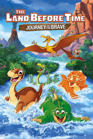 the land before time xiv journey of the brave land before time