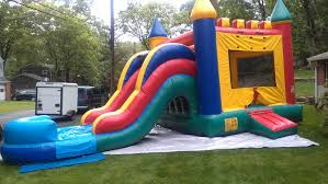 bounce house rentals house with slide rental in new rochelle ny