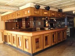 ciel de bar cuisine comptoir de bar professionnel grand bar professionnel 3000 25800