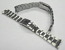 silver rolex bracelet images 20mm 316l oyster watch band for rolex daytona 1116520 jpg