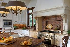 kitchen with brick backsplash inspiring kitchen backsplash ideas backsplash ideas for granite