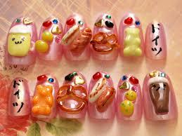 nail art food image collections nail art designs
