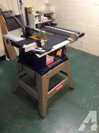 10 In Table Saw Ryobi Bts15 10 In Table Saw For Sale In Hopkins Minnesota
