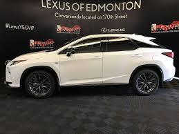 lexus sport 2017 inside new 2017 lexus rx 350 f sport series 3 4 door sport utility in