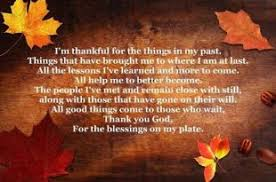 thanksgiving poems page 8 thanksgiving blessings
