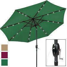 solar led umbrella lights patio umbrella lights ebay
