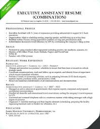 resume template administrative w experienced resumes exles of resumes for administrative assistant
