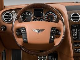 bentley steering wheel image 2010 bentley continental flying spur 4 door sedan steering