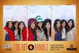 Party Rental Los Angeles Yelp Yelp Too To Handle Press Pink Shutter Photo Booths Photo