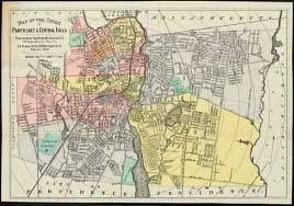 Westminster Colorado Map by Map Of The Cities Of Pawtucket U0026 Central Falls Digital Commonwealth