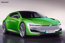 volkswagen scirocco 2017 volkswagen scirocco to be reborn as electric coupe auto express
