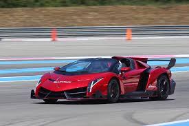pictures of lamborghini veneno lamborghini veneno roadster on the track exhaust sound