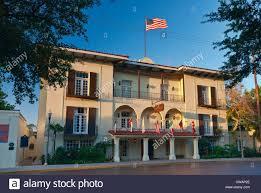 Spanish Colonial Revival Architecture La Posada Hotel Former Old Laredo High 1917 Spanish