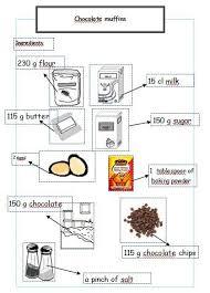 recette de cuisine anglais recette en anglais véro à l école cooking anglais