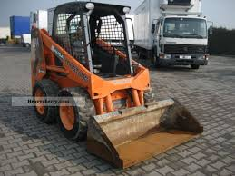 mustang bobcat bobcat 2044 mustang 2007 wheeled loader construction equipment