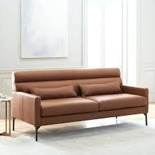 west elm leather sofa reviews west elm leather couch west elm leather sofa for sale luisreguero com