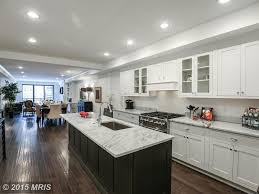 contemporary kitchen with kitchen island u0026 one wall zillow digs