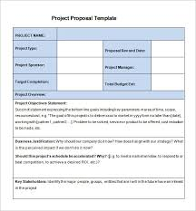 Sample Project Summary Template Project Summary Document Template by Project Proposal Template Ppt Project Proposal Template 52 Free
