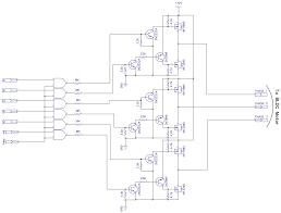 bldc motor controller using arduino three phase bridge png