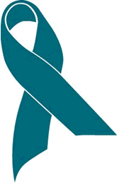 teal ribbons wear teal day in bucks county in april to support sexual assault